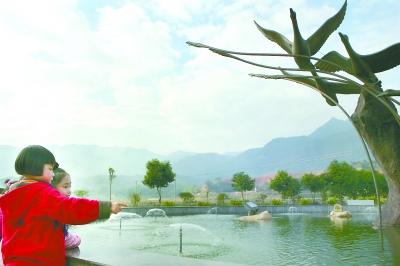 宁德赤溪镇兴建首个农民公园