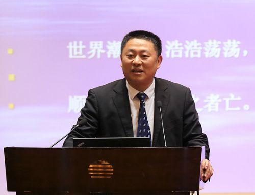 福建自贸试验区研究院执行院长:王利平