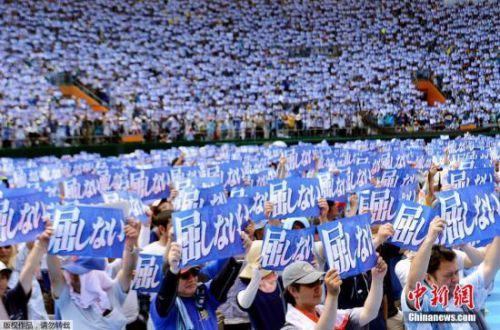 日本重启美军基地搬迁被批可恶 市民坐船抗议(图)
