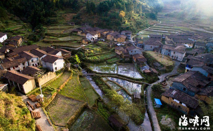 邵武桂林乡 这里的秋色有点美