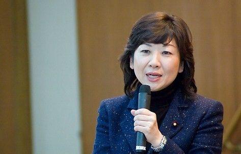 """野田圣子欲成日本首位女首相 瞄准""""后安倍""""时代"""