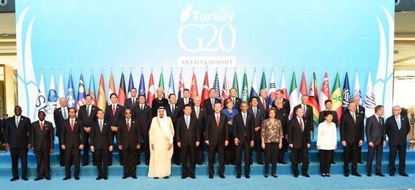 日媒:安倍出席G20峰会主动与习近平握手问候