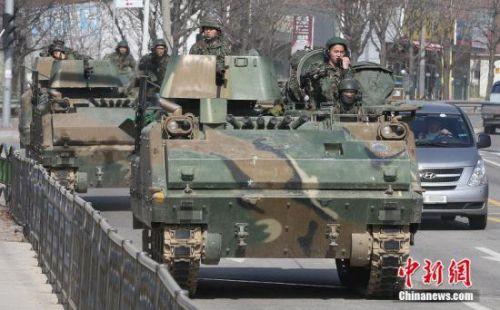 韩媒称韩国研发无人地面传感器 监视朝军动向