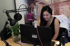海都记者探访屏幕后的网络女主播