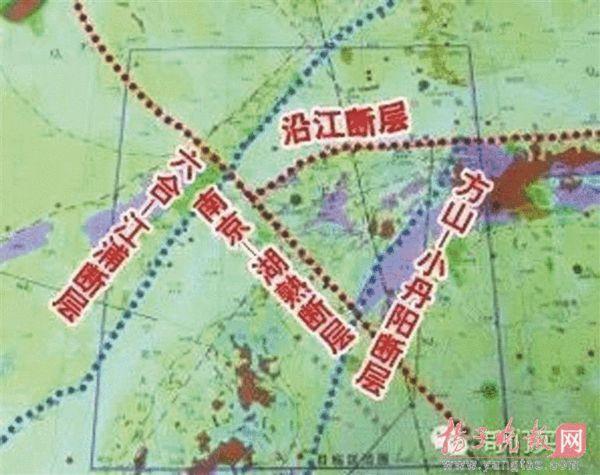 南京昨日发生2.2级地震 近期5级地震可能性小