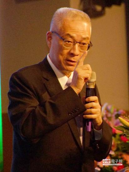 台媒:吴敦义不参选国民党主席 倾向淡出政坛