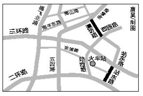 厦坊路站东路明起通车 分担福飞北路交通压力