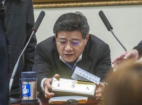 """林荣德退出国民党主席选举 党内""""防洪""""势力正集结?"""