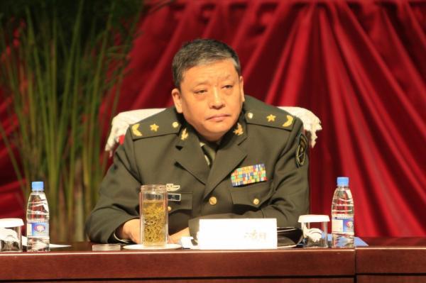 60岁高潮少将任北部战区副参谋长(图)