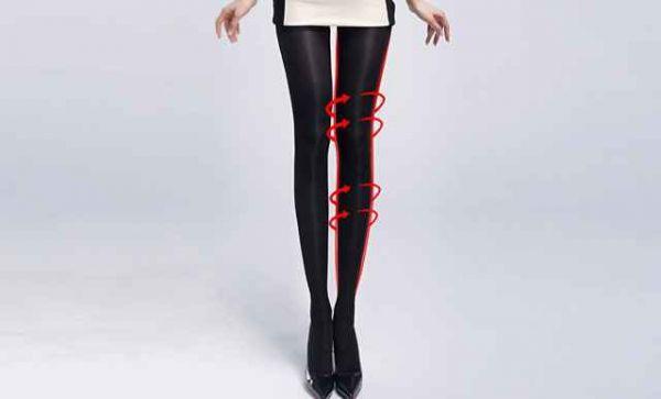 瘦腿袜排行榜_女星都在穿的瘦腿神器白菜价