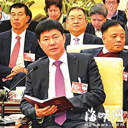 """杨益民:福州新区建设 注重""""产城联动"""""""