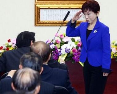 马英九坦承败选有责 力挺洪秀柱推动党务改革