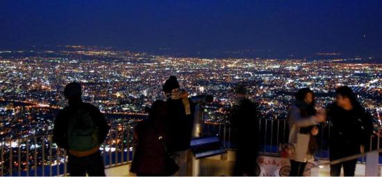 日本新三大夜景出炉 札幌凭其璀璨如宝石般的夜景列第2