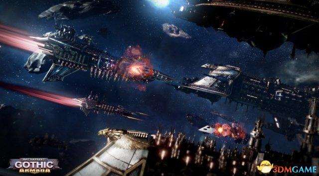 《哥特舰队:阿玛达》即将推出v舰队宣传片上市视频秀美女社区图片