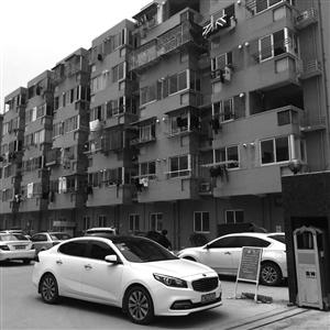 公寓内近70%的房间已入住