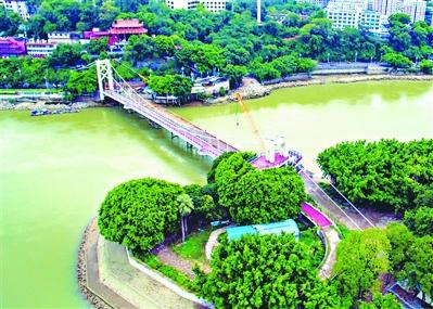 福州江心公园
