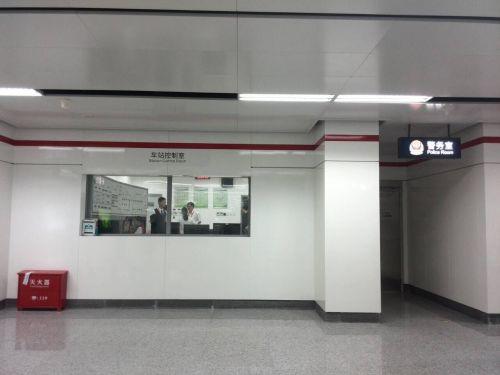 海峡网直播福州地铁试乘首日 快来看看现场