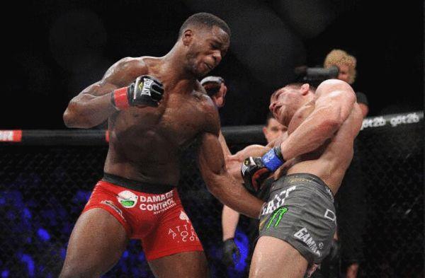 威尔-布克斯签约UFC TUF23决赛对阵皮尔森