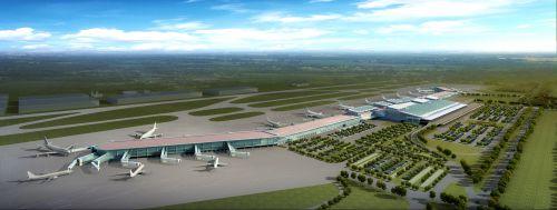 长乐机场 将改扩建候机厅