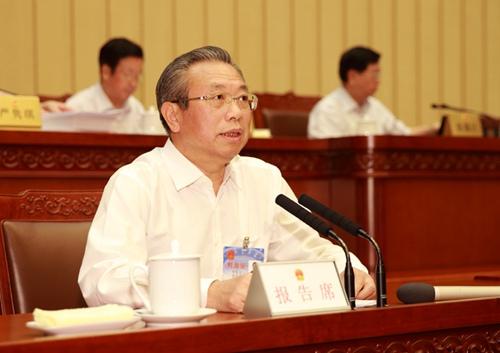 审计署审计长刘家义。 审计署网站