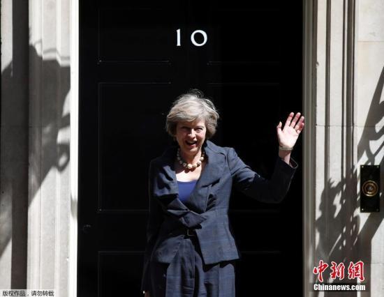英国新首相组建新内阁 前伦敦市长任外交大臣