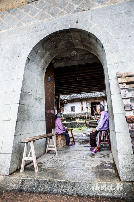 永泰长庆中埔寨:消失的木牛流马 水井壁乌黑