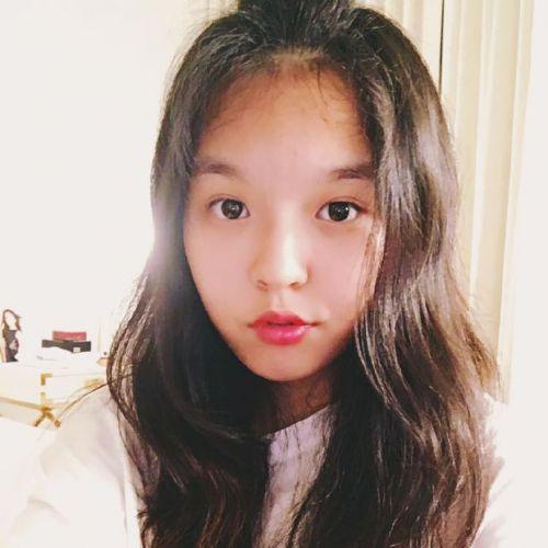 李咏14岁女儿法图麦·李近照 法图麦·李家庭背景个人
