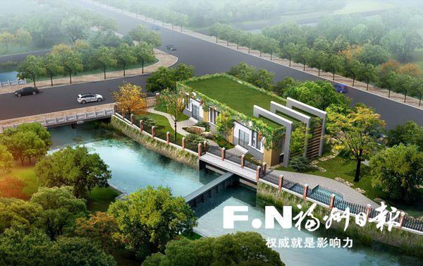 琼东河本月内开建调水泵站 分流晋安河行洪压力