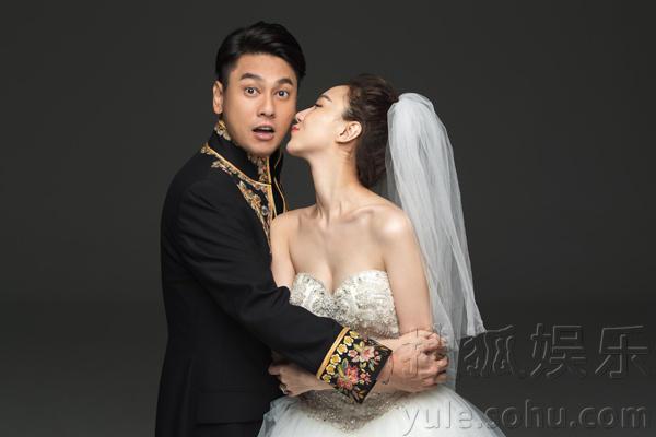 朱孝天夫妇巴厘岛办浪漫婚礼 再来一波婚纱照