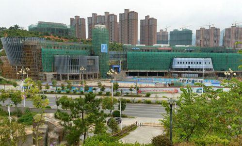 """永泰""""六馆一中心""""加速推进 将成地标性建筑"""