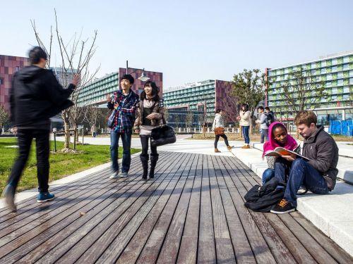 中國有望成全球第二大留學目的地