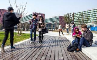 中国无望玉成球第二大留学目标地