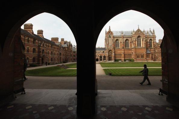 最新THE世界大學排名公布