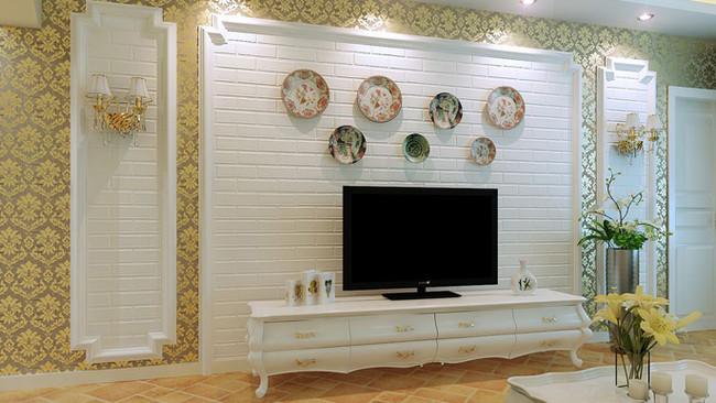 电视墙装修的三种方法 风格化的电视墙怎么装修?
