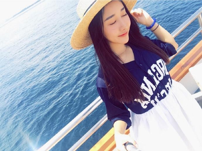 hello!女神李林蔚家庭背景个人资料微博 李林蔚整容前后照片