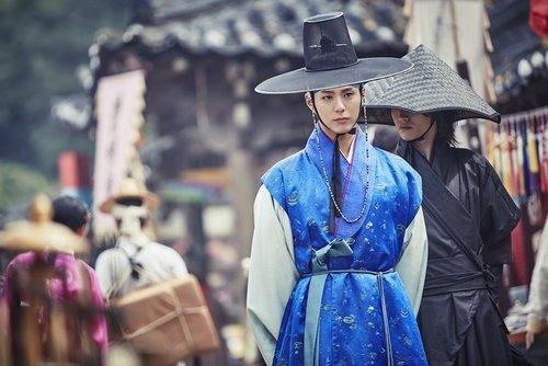 《云画的月光》第16集收视率18.8%夺冠 朴宝剑女装照获好评