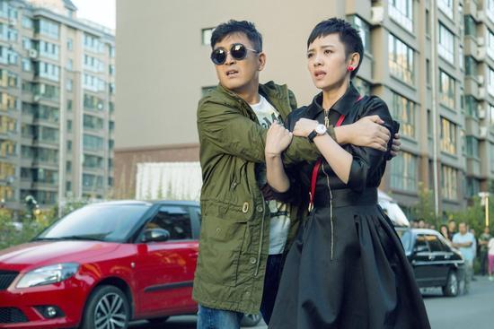 李晓峰《安居》近尾声 上演父女情深