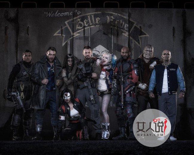 X特遣队什么时候上映 女主哈莉为拯救世界于蝙蝠侠联盟