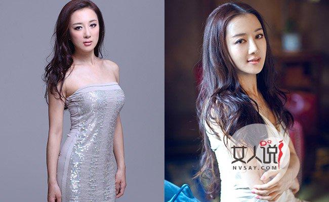 李依晓老公是谁 女星傲人胸围备受关注老公身份被踢爆