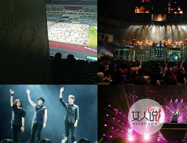 演唱会买到墙根票 五月天歌迷有票却只能对着墙听歌声