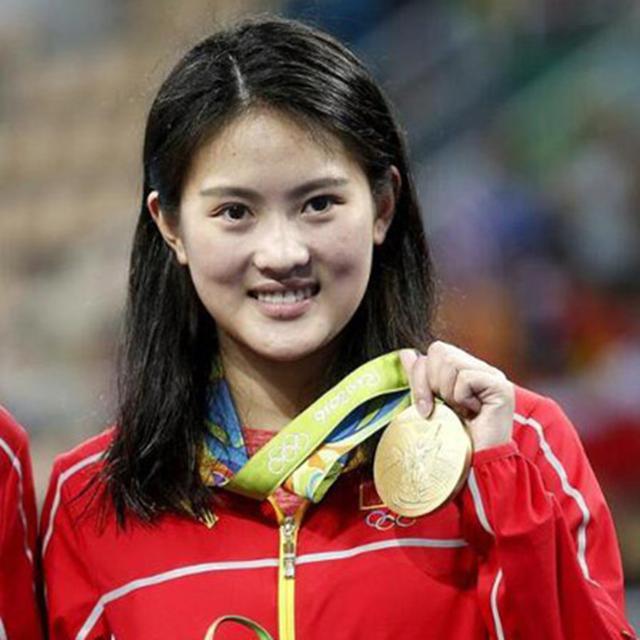 90后跳水运动员陈若琳退役!14岁战大赛金牌力压郭晶晶图片