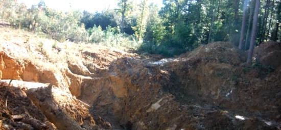 美国一男子在野外发现地下有异常 挖出无价之宝