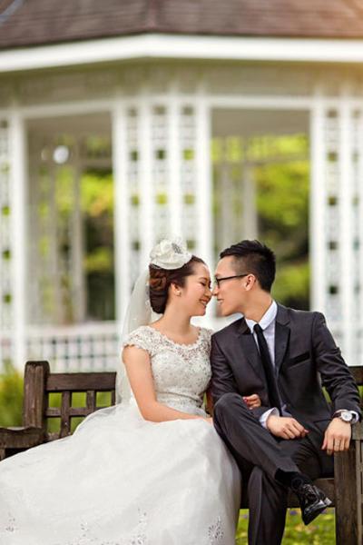 婚纱拍照_回族婚纱拍照