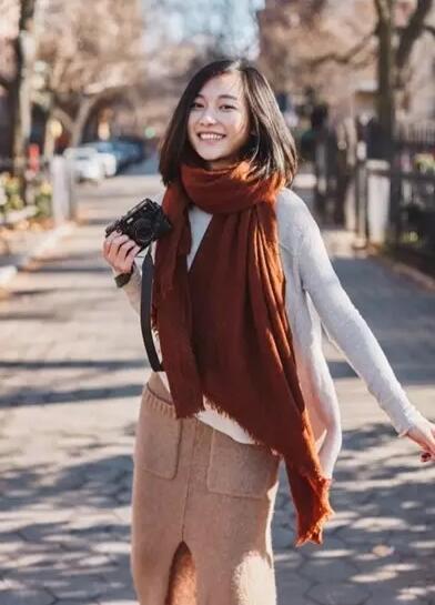 福州女孩林海音个人资料简历 被评为全球十大杰出华人青年(3)