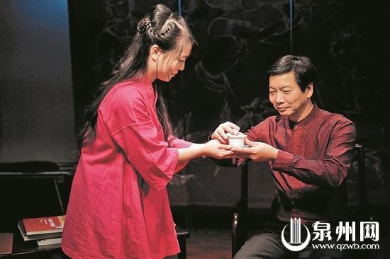新中国成立以后 泉州南音传承首次举行传统拜师仪式
