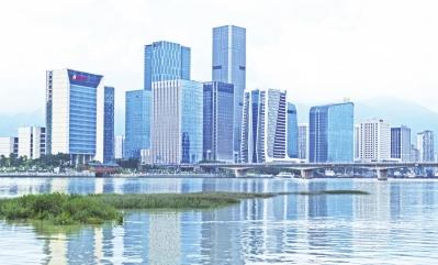 福州台江区:加快打造省会城市商贸商务核心区