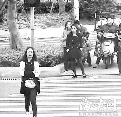 """福州:电动车、行人违法 将被""""上门通报"""""""