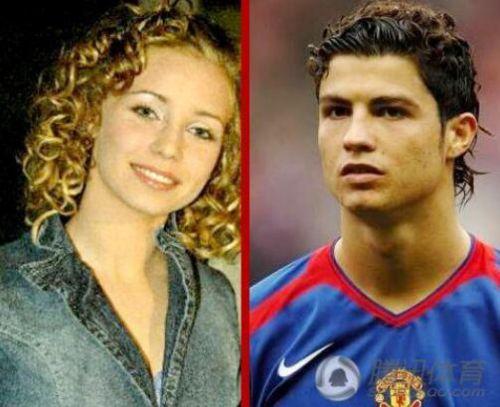"""【卢西亚娜-艾宝 职业:歌手+电视明星】     2007年9月,英国小报《太阳报》披露指出,电视明星卢西亚娜-艾宝正在与C罗谈恋爱。当时22岁的卢西亚娜同时也是个歌手,她参加了英国著名的选秀歌唱节目""""流行偶像""""(Pop Idol)的葡萄牙语版本赛事,并且进入半决赛。而卢西亚娜自称她是个天主教女孩,最喜欢的书籍是《圣经》。 在C罗参加国家队两场欧锦赛预选赛期间,被狗仔队发现他与卢西亚娜在一起约会。"""