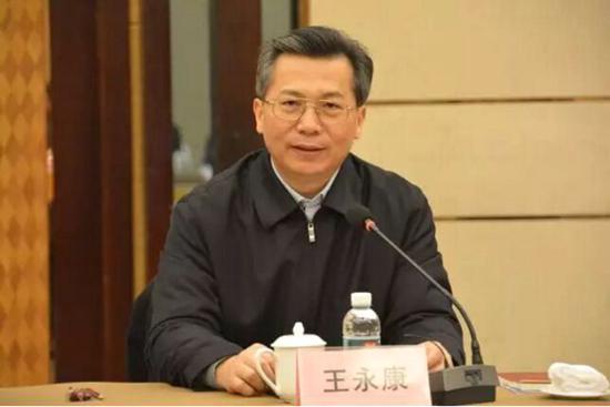 王永康任陕西省委常委西安市委书记 王永康个人资料