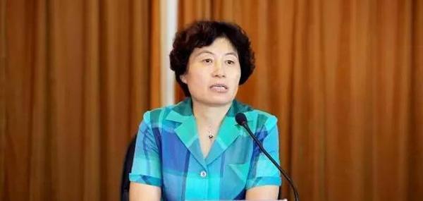 邢台53岁女副市长史书娥个人资料简历 今日凌晨突发脑溢血逝世
